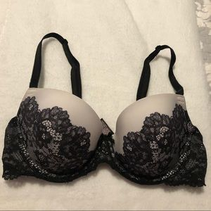 VS padded convertible strap bra